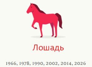Год Лошадь
