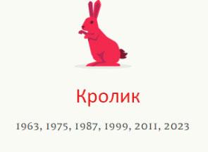 Год Кролик